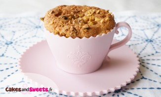 Muffins abricots amandes pistaches