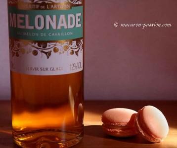 Macarons à la Melonade