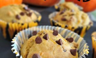 Muffins Halloween Chocolat (sans gluten) - CakesandSweets.fr