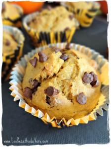 Muffins Halloween Chocolat (sans gluten)