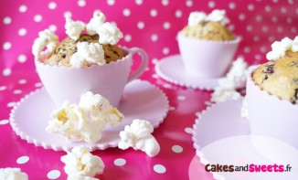 Muffins Chocolat Pop Corn