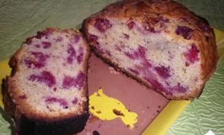 Cake framboises amandes