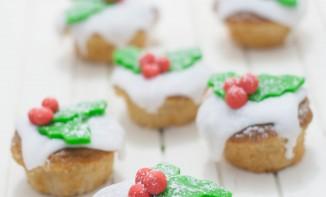 Cupcakes houx