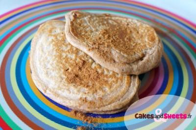 Pancakes cannelle