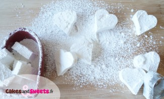Guimauves vanille