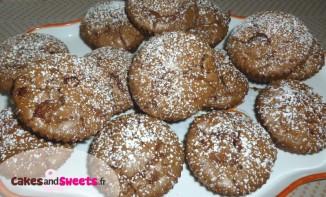 Muffins Chocolat Framboises