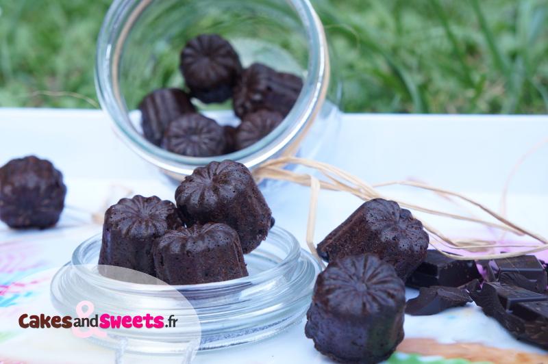 Cannelés Chocolat