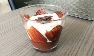 Duo crémeux chocolat et coco