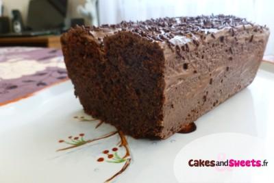 Cake Chocolat Amandes