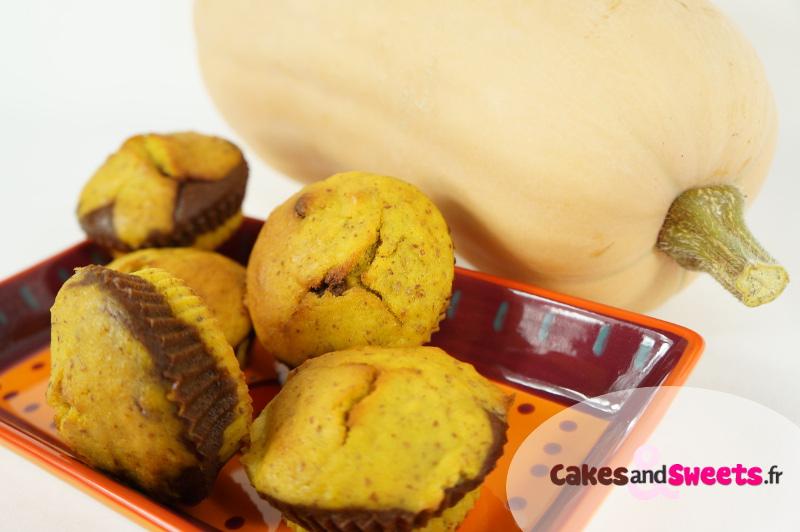 Muffins Chocolat Butternut