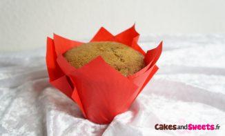 Muffins Rhum Banane