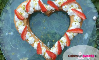 Love Cake aux Fraises