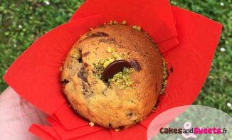 Muffins Chocolat Pistache