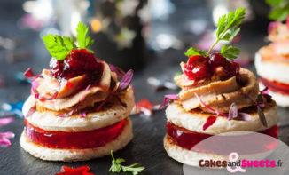 Du foie gras dans vos desserts !